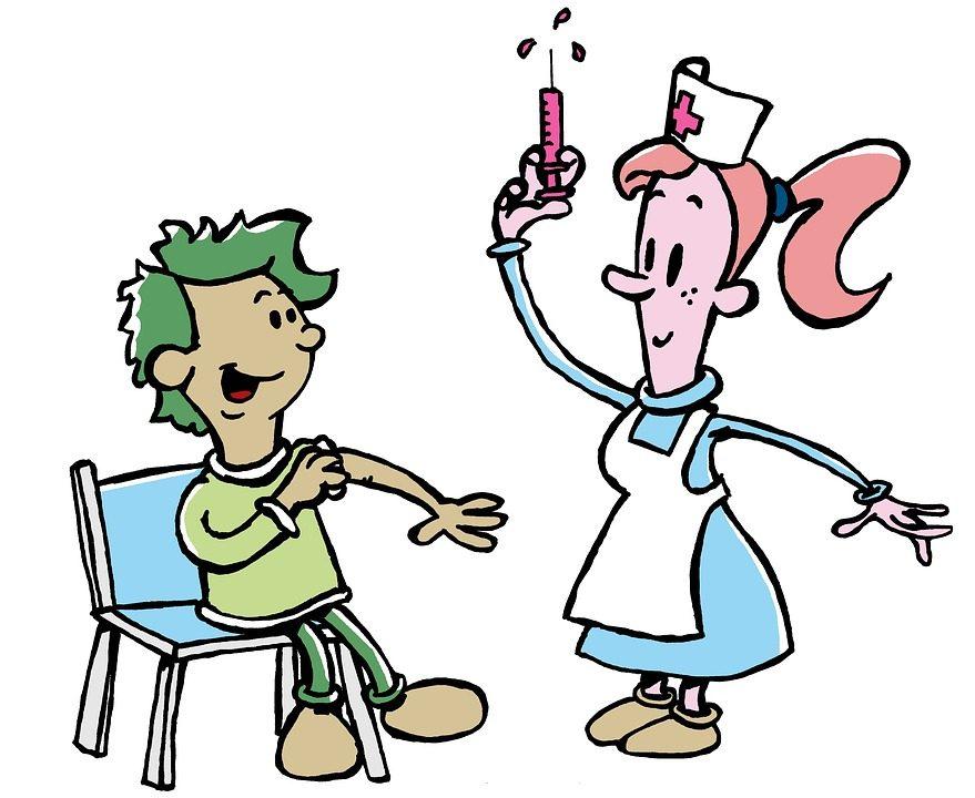 セネガル予防接種